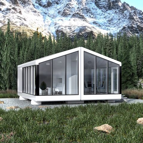 Haus.me's 3D-Printed Prefab Smart Homes Let You Live Off-the-Gr
