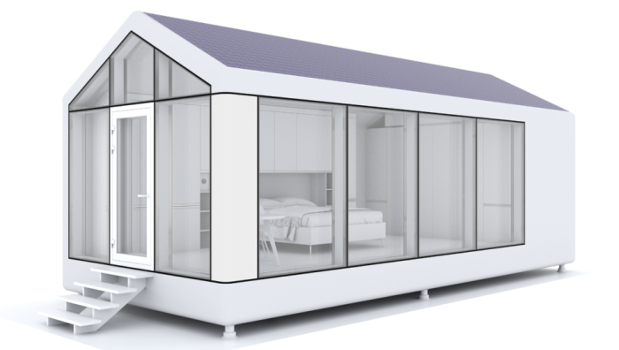 Check Out This 3D Printed Smart Home! - Off Grid Wor