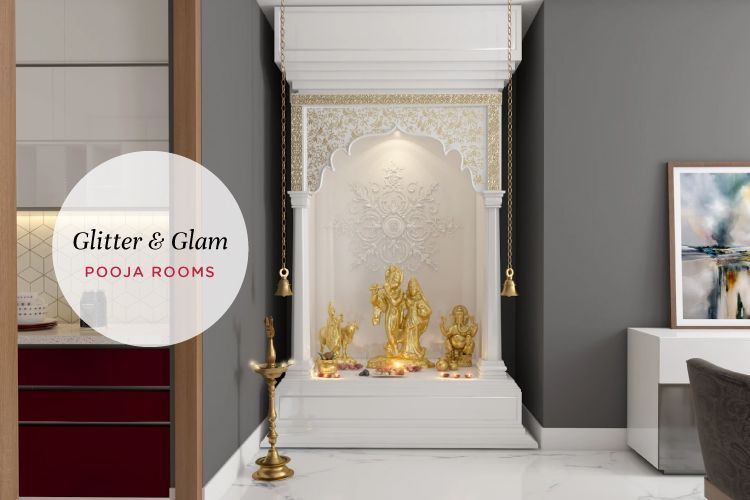 5 Ways to Add a Glittering Effect to Your Pooja Roo