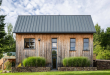 La Firme turns abandoned shed into Quebec home The Barn — Dezeen .