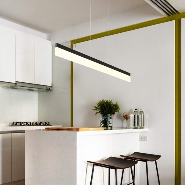 51 Linear Pendants and Chandeliers for Stylish, Perfectly Even .