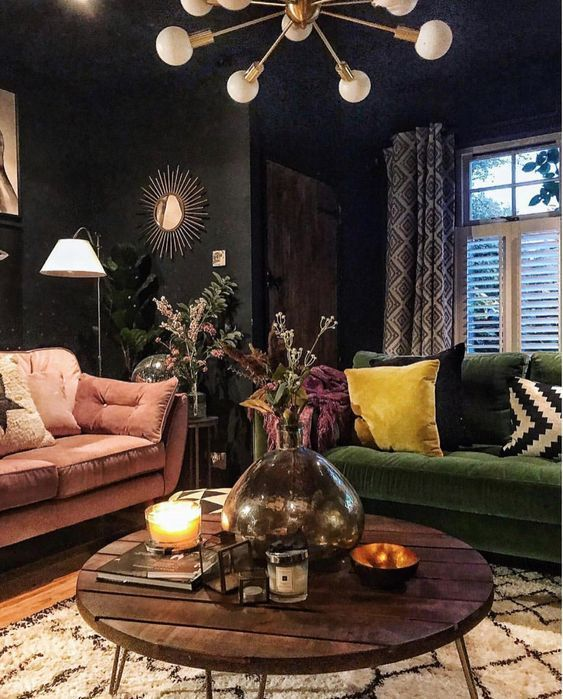 37 Cool Ways To Add A Cozy Feel To Your Home | Elegant home decor .
