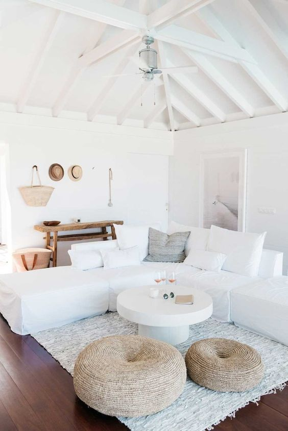 25 Ideas To Add Beach Galore To Your Home in 2020   Cheap home .