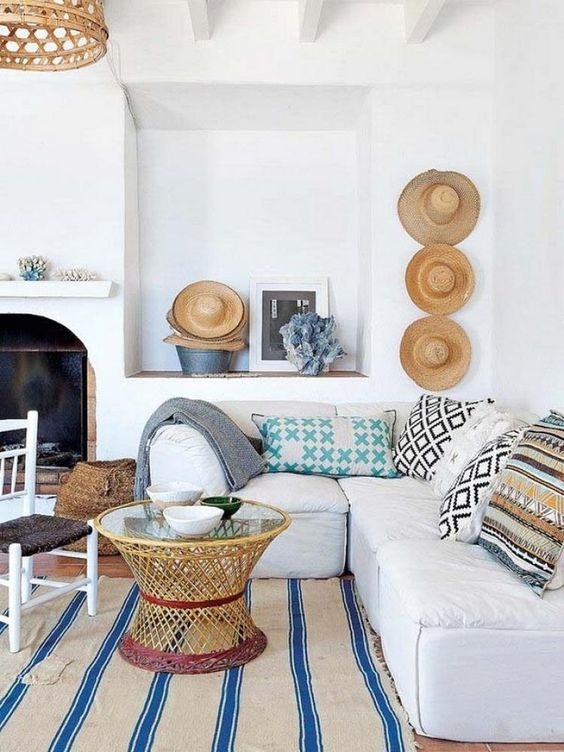 25 Ideas To Add Beach Galore To Your Home - DigsDi