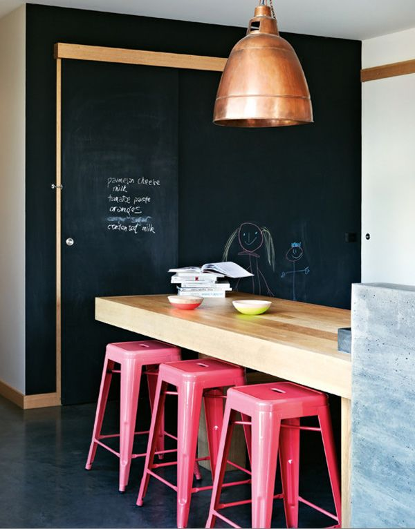 15 Creative Ways to Add Pink to Your Home - Sugar and Charm .
