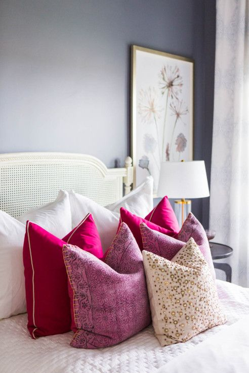 7 Ways To Add Pink To Your Adult Space   Bedroom decor, Bedroom .