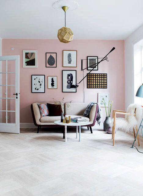 27 Trendy Ideas To Add Pink To Your Interior - DigsDi
