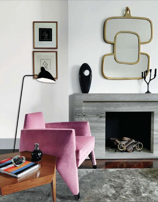 11 Ways to add pink to your interior (without creating a Barbie .