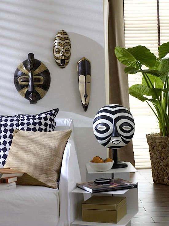 African Inspired Home Decor #africaninspired #african #decor .