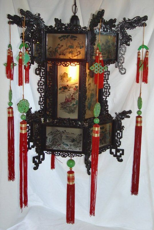 For Sale | Antiques.com | Classifieds | Chinese lanterns for sale .