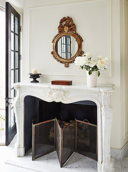 25 best ideas about Antique fireplace mantels on – Incredible .
