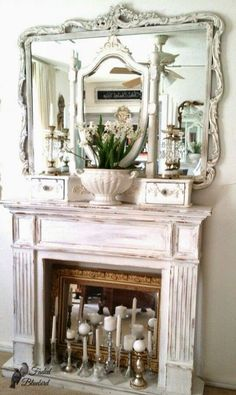 400+ Best Old Fireplace Mantels images   fireplace mantels, old .