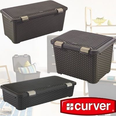 US$28.52](▽21%)[THE HOME SHOPPE][CURVER] Style Box Roller Box .