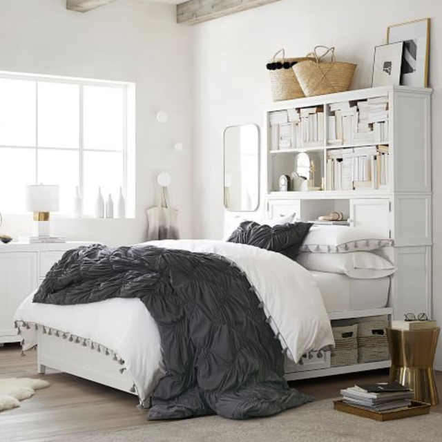 20 Brilliant Storage Tricks for Small Bedroo