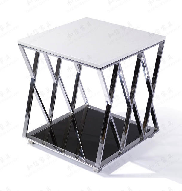 Online Shop Modern small apartment living room coffee table after .
