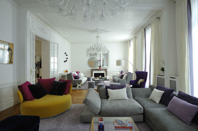 An Elegant Paris Apartment That Will Give You Major Interior .