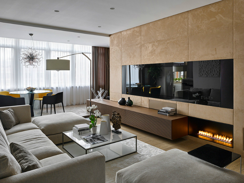 Beige Adds Chic And Simplicity To A Home's Deco | Decohol