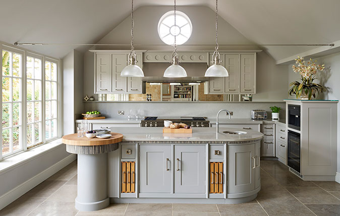 Art Deco kitchens: An ageing classic look that is still pushing .