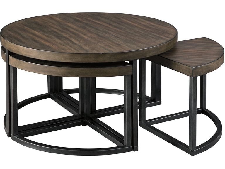 Signature Design by Ashley Living Room Johurst Coffee Table with .