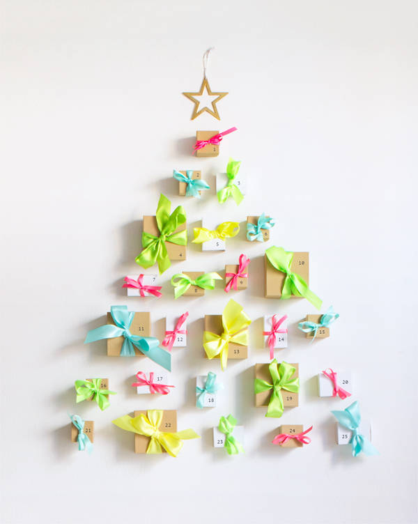 100 Insanely Creative DIY Advent Calendar Tutorials and Awesome .