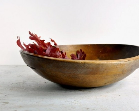65 Awesome Ideas To Use Dough Bowls In Home Décor - DigsDi