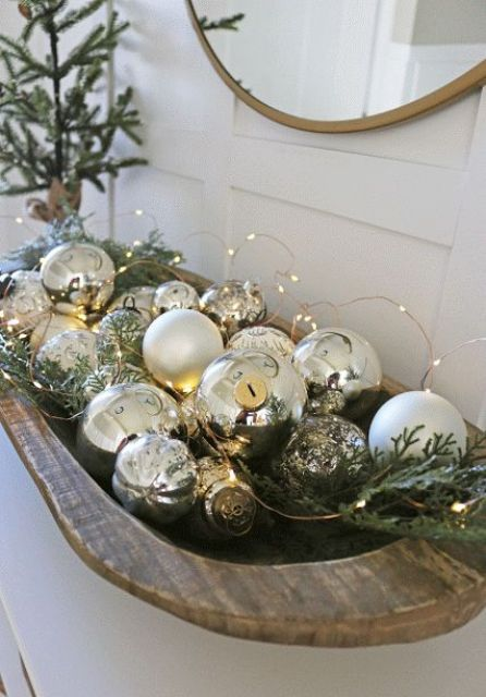 65 Awesome Ideas To Use Dough Bowls In Home Décor | Christmas .