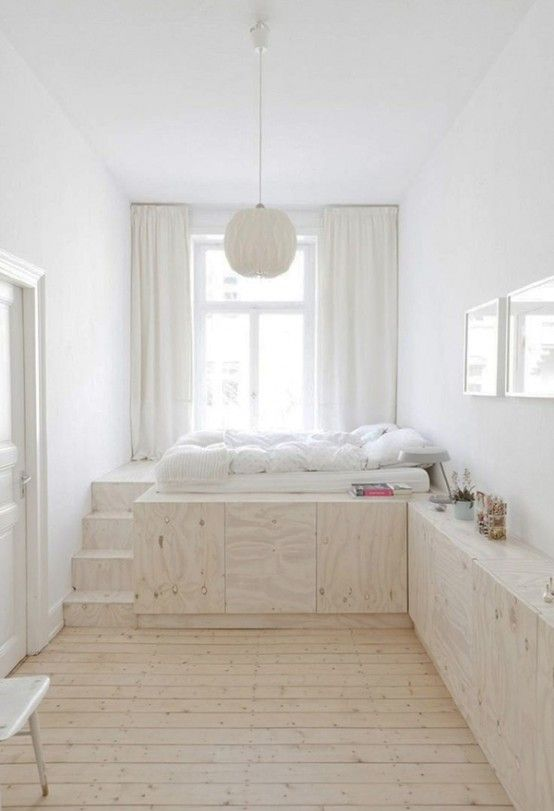 46 Awesome Ideas To Use Raised Platforms In Interiors | 部屋 .