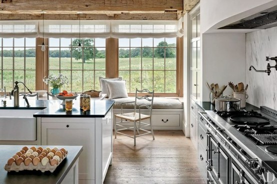 38 Awesome Kitchen Designs With A View - DigsDi