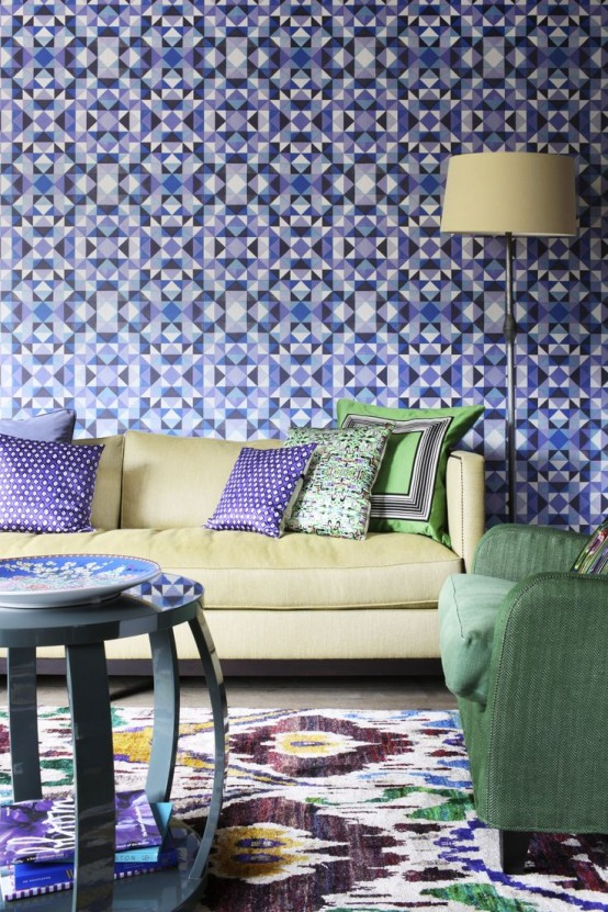 25 Awesome Statement Textile Ideas To Highlight Your Home Décor .