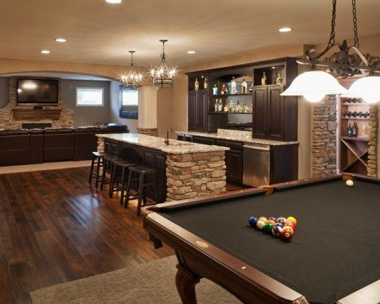 Basement Bars Design Ideas, Pictures, Remodel and Decor | Bars for .