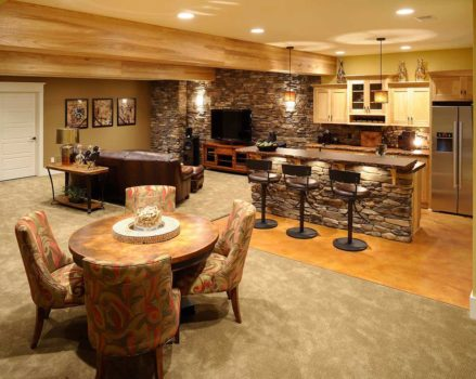 50 Basement Bar Ideas To Rock Right Now - Architecture L