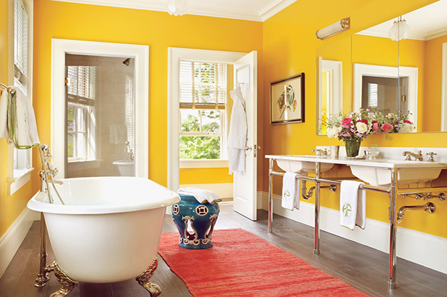 Best Bathroom Flowers For Your Small Space | Décor A