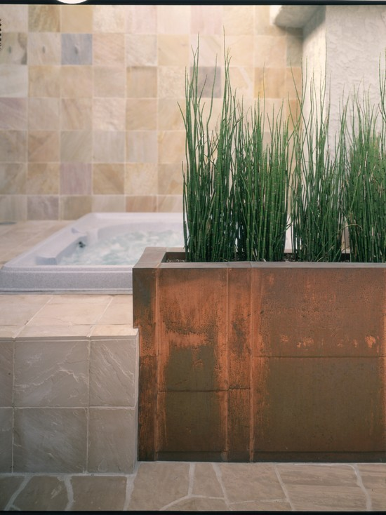 48 Bathroom Interior Ideas With Flowers And Plants - Ideal For Summe