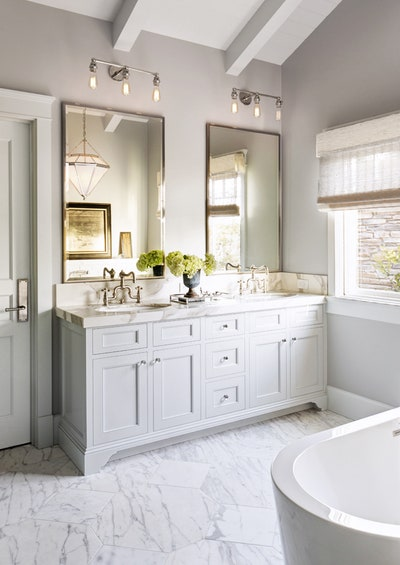 How to Light Your Bathroom: 3 Expert Tips on Choosing Fixtures and .