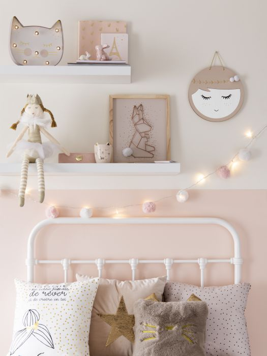 12 girls' bedroom ideas that are fun and easy to create | HELL