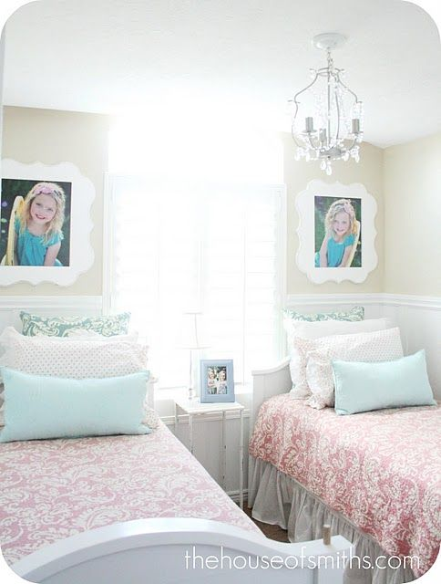 Orange Blossom Shop - Giveaway - Twin Room Decor - The House of .