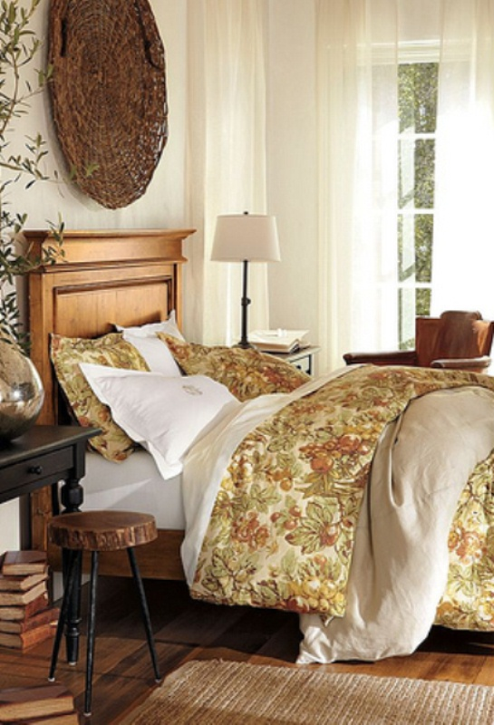 47 Cozy And Inspiring Bedroom Decorating Ideas In Fall Colors .