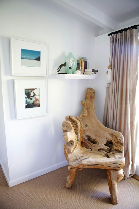 Best Furniture And Decor Ideas of March 2019   Driftwood furniture .