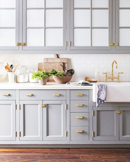 These Are Our Favorite Kitchen Cabinet Paint Colors | Kitchen .