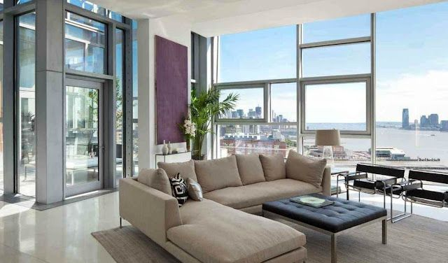SEE THIS HOUSE: A $22 MILLION DOLLAR PENTHOUSE WITH WINDOWS GALORE .