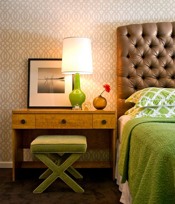 Accent Lamp Ideas That Usher In Bold Color And Cool Contrast .