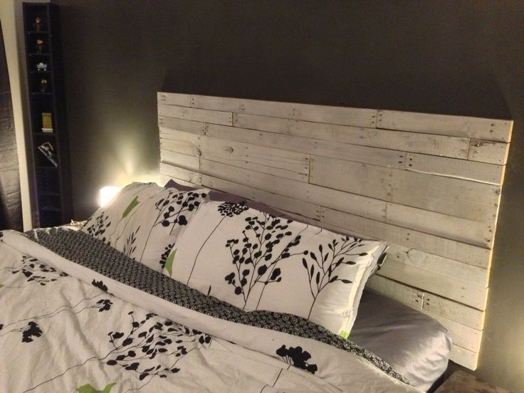 27 Calm And Relaxed Whitewashed Headboards   White washed .