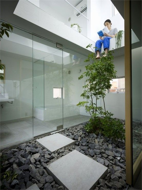 Traditional Japanese House Plans With Courtyard Beautiful 27 Calm .