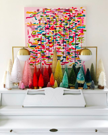 Best Christmas Decoration Ideas on Instagram   Colorful christmas .