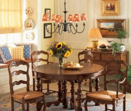 25 Charming And Best Dining Room Design Ideas - ROUNDEC