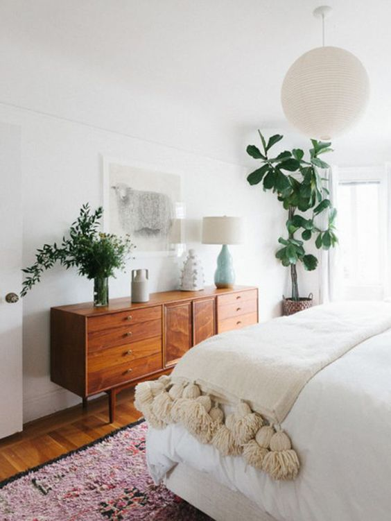 chic-and-trendy-mid-century-modern-bedroom-designs-1 - DigsDigs .