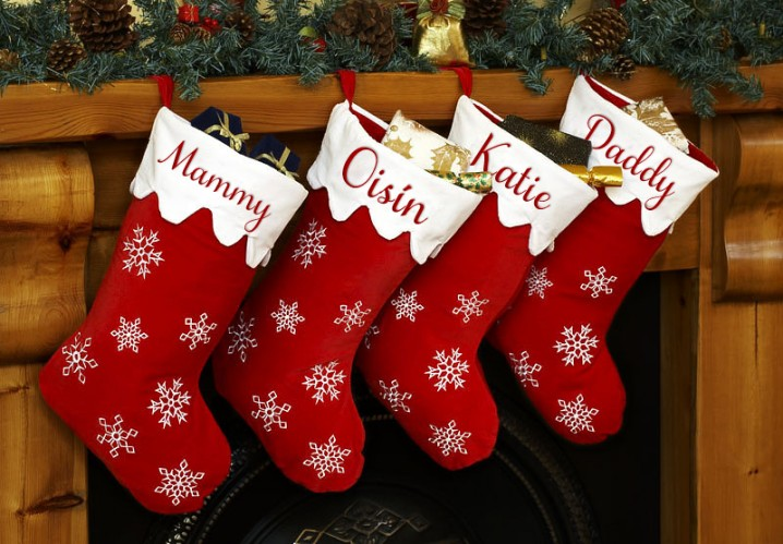 40 Wonderful Christmas Stockings Decoration Ideas – All About .