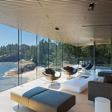 Five Contemporary Cliff-Top Houses   Contemporary house .