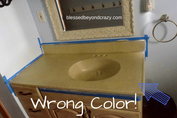 How to Paint a Countertop - Don't Make these Mistakes!!!