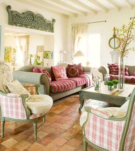 27 Comfy Farmhouse Living Room Designs To Steal | Country living .